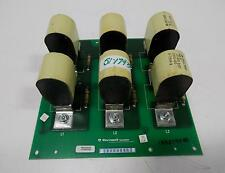 ROCKWELL AUTOMATION CAPACITOR BOARD ASSEMBLY 173285 REV 01