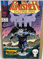The Punisher #56 Marvel Comic Book 1991