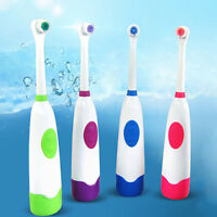 FP- Dental Oral Care 360 Rotary Waterproof Electric Toothbrush for Adult Childre