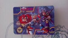 megaman rockman x2 carddass trading card 65