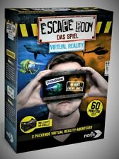 Noris 606101666 Escape Room Das Spiel - Virtual Reality Inkl. Brille - Neu & OVP