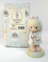 Precious Moments This Day Has Been Made In Heaven First Communion #523496 Bnib