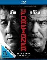 THE FOREIGNER BD - VARIOUS   BLU-RAY NEU