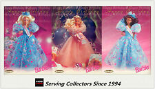 1996 Australia Tempo 36 Years Of Barbie Trading Cards Happy Birthday Set (3)