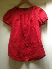 Women's Cap Sleeve Hand-wash Only Tops and Blouses