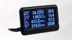 Ultra Gauge EM Plus OBDII OBD2 Code Scan Tool Multi Turbo Gauge HOOK & LOOP PAD