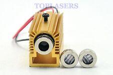 New 850nm 3.5mW Infrared IR Laser Diode Module Dot/Line/Cross w/12mm Heatsink