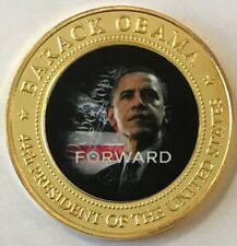 44th President of the United States Barack Obama Challenge Coin