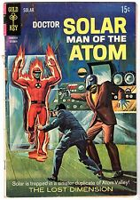 Doctor Solar Man of the Atom #25, Very Good Condition*