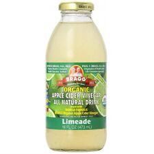 Bragg Organic Apple Cider Vinegar Drink Limeade