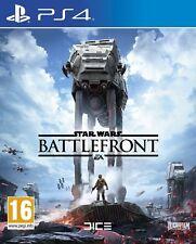 Battlefront (PS4) - Star Wars-impeccable-SUPER FAST & livraison rapide gratuite