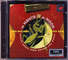 John WILLIAMS Timothy KAIN The Mantis and the Moon Takemitsu Bad Boy Houghton CD