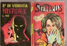 \ SPETTRUS # 4 -ED CERVINIA 1965 -  RARO!!///-SX36