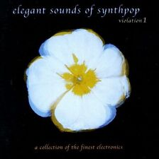 Various Artists // elegant sounds of synthpop / 1