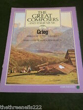 GREAT COMPOSERS #37 - GRIEG - PEER GYNT