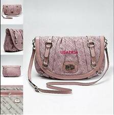 ..GUESS BRUNETTE PINK CROSSBODY LARGE N AMAZING STYLE