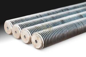 "UNC, Studding, 4.8 Mild Steel, Self Colour, 3/8"", 1/2"", 5/8"", 3/4"", 7/8"", 1"""