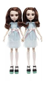 Mattel - The Shining Grady Twins - Monster High - Collector Doll  In Stock