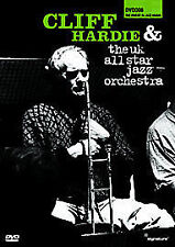 Cliff Hardie And The UK Allstar Jazz Orchestra [DVD], DVD | 5022508008611 | New