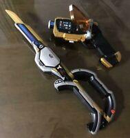 POWER RANGERS BEAST MORPHERS DX Morphin Blaster Drive Blade Go Busters Morpher