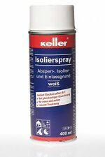Keller INSULATING SPRAY 584 White 0,4l Jaeger Insulating Colour MCB Colour Spray Paint