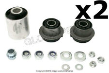 Mercedes FRONT INNER LOWER LEFT AND RIGHT Control Arm Bushing Kit Set 2 DELPHI