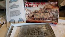 1995 Open Box DML/Dragon PzKpfw.III Ausf. M/N Sd.Kfz 141/2 Imperial 1/35 Scale