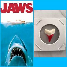 Rare Original Jaws Blood Movie Prop Production Screen Used