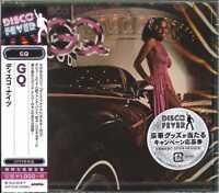 GQ-DISCO NIGHTS-JAPAN CD BONUS TRACK Ltd/Ed B63