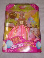 Muñeca Barbie Fiesta De Cumpleaños 1998 Mattel