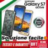 **SMARTPHONE SAMSUNG GALAXY S7 ACTIVE 32GB SM-G891A ORIGINALE! 12 MESI GARANZIA!