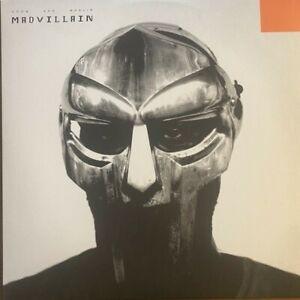 Madvillain - Madvillainy - Vinyl - Hip Hop Classic - Madlib - MF Doom - MINT