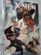 X-Men:  marvel comics 2010 issue 7 1st print