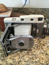 Polaroid 800 Land Camera Kit w/ Case  Untested As Is
