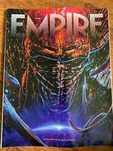 Empire July 2018 Film Movie Magazine The Predator Ltd Ed Subscriber's