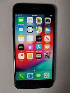 Apple iPhone 6 - 16GB - Space Gray (ATT) READ DESCRIPTION