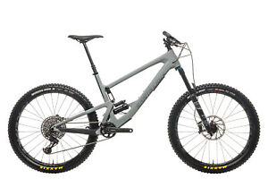 Santa Cruz Bronson CC X01 Mountain Bike - 2019, X-Large