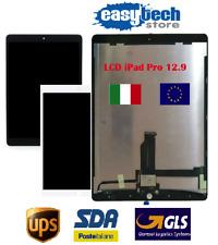 Touch Screen Vetro LCD Display iPad Pro 12.9 A1584 A1652 Schermo NERO BIANCO