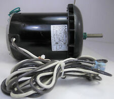 A. O. Smith  Fan Motor #F48U09A27 3/4 HP 1075 RPM 2A 460V 1PH  #P17470 #OAN747