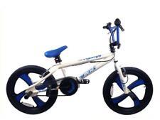 "NEW* XN-10-20 BMX Bike Boys Unisex Freestyle 20"" MAG Wheel Gyro Stunt Bike White"
