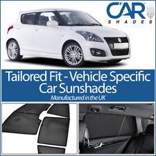 Suzuki Swift 5 Door 2010 On UV CAR SHADES WINDOW SUN BLINDS PRIVACY GLASS TINT