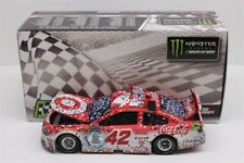 KYLE LARSON #42 2017 TARGET MICHIGAN WIN 1/24 SCALE NEW IN STOCK FREE SHIP