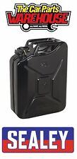 Sealey JC20B Jerry Can for Fuel Diesel Petrol Oil 20 Litre (20l 20ltr)
