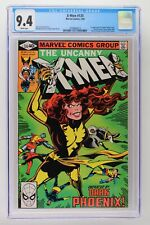 X-Men #135 - X-Men 1980 CGC 9.4 1st Appearance of Senator Robert Kelly. Reed Ric
