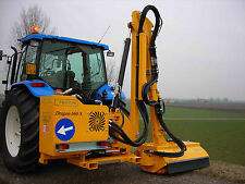Hedge Cutter - reach / flail mower for tractors 80 hp - 160 hp from Frontoni