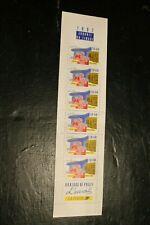 BC 2744A - Journée du timbre 1992 - non pliée - FRANCE - 1992 - neuf **