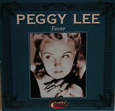 Peggy Lee Fever Golden Options CD
