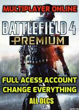 Battlefield 4 Premium Pc - All Expansions - Origin Account Full Acess