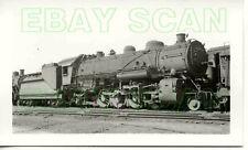 8D645 RP 1938 ROCK ISLAND RAILROAD 2-8-2 ENGINE #2536 SHAWNEE OK