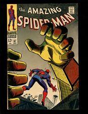 Amazing Spider-Man #67 FNVF Romita Mysterio Gwen Stacy 1st Randy Robertson